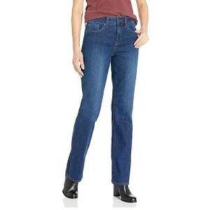 NYDJ Women's Marilyn Straight Jeans - Cooper